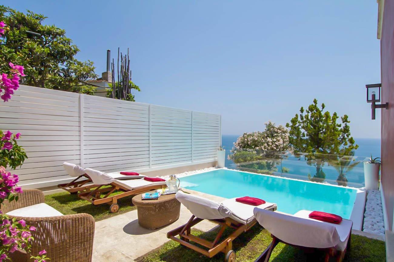 italian villas for rent Alana