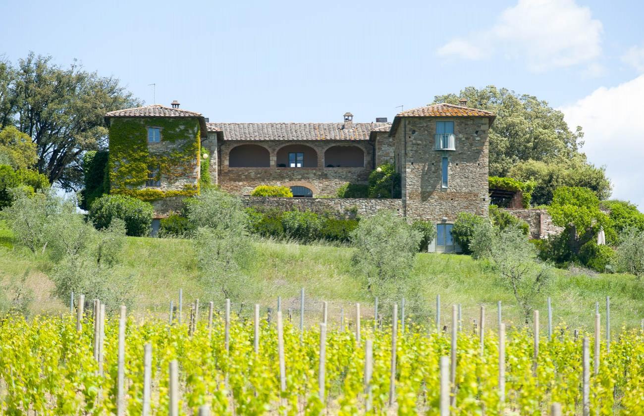 tuscany italy villas Armido