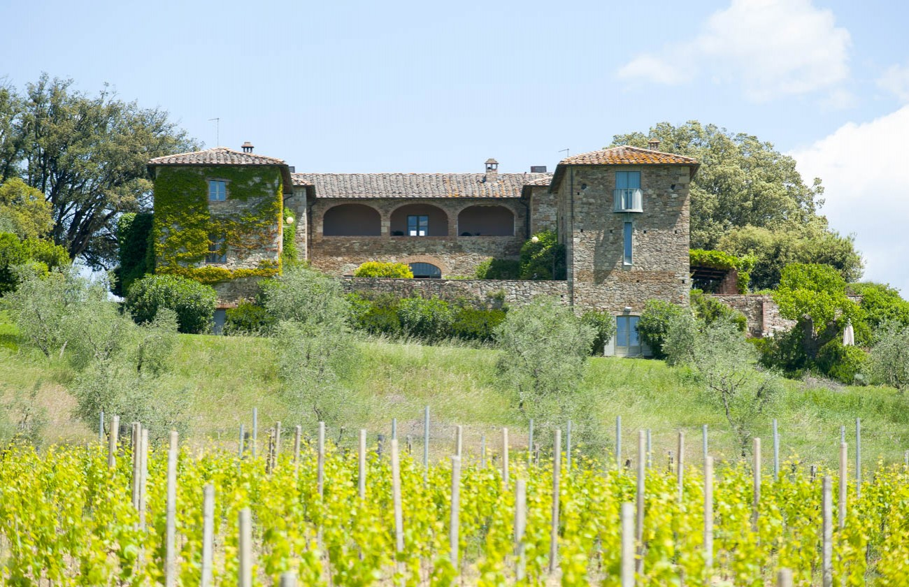 villas for rent in toscana Armido