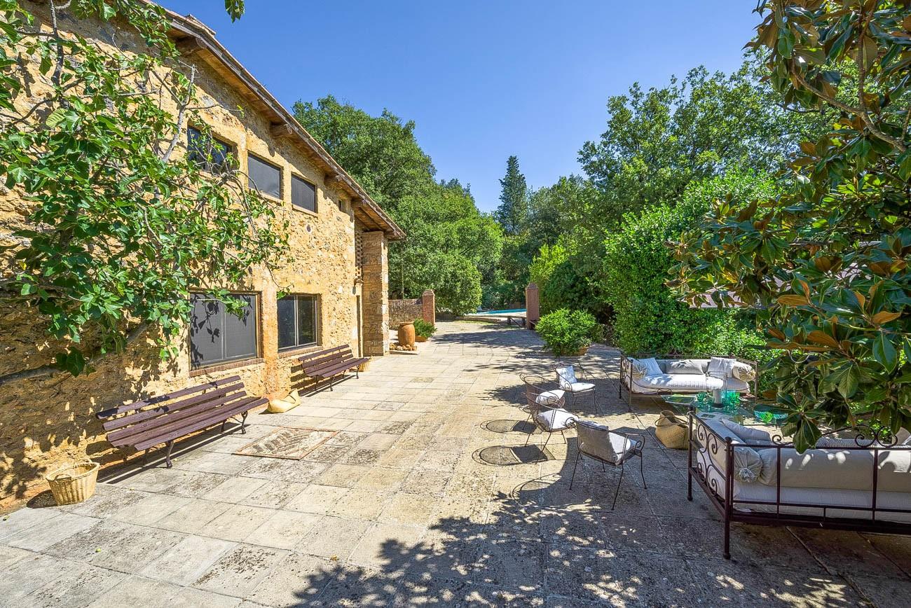 villas for rent in toscana Arnaldo