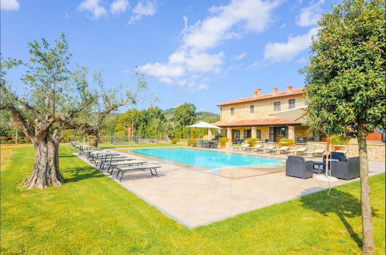 villas for rent in tuscany italy tuscany