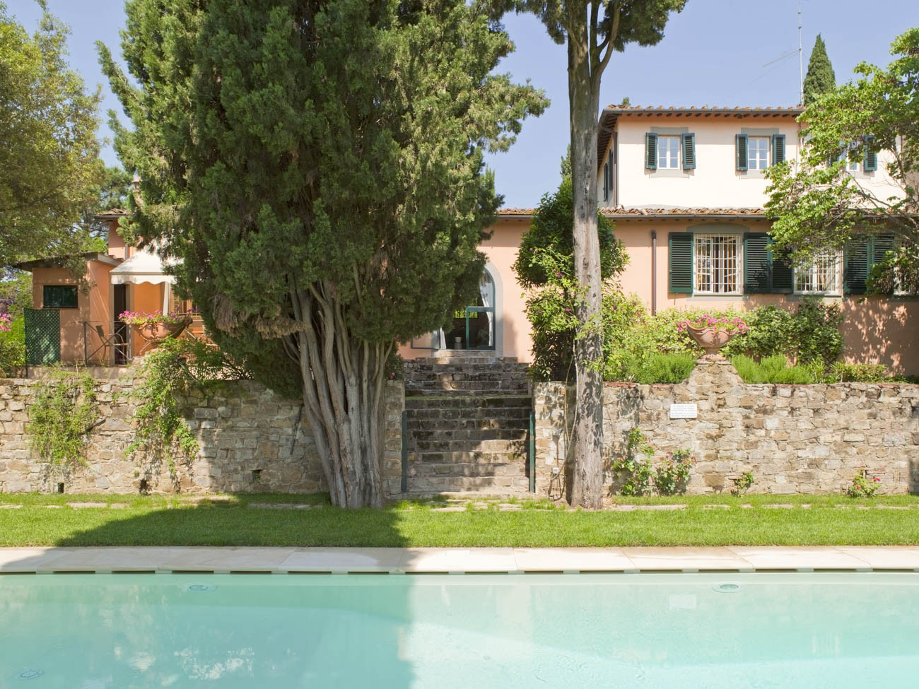 villas in tuscany with pool tuscany
