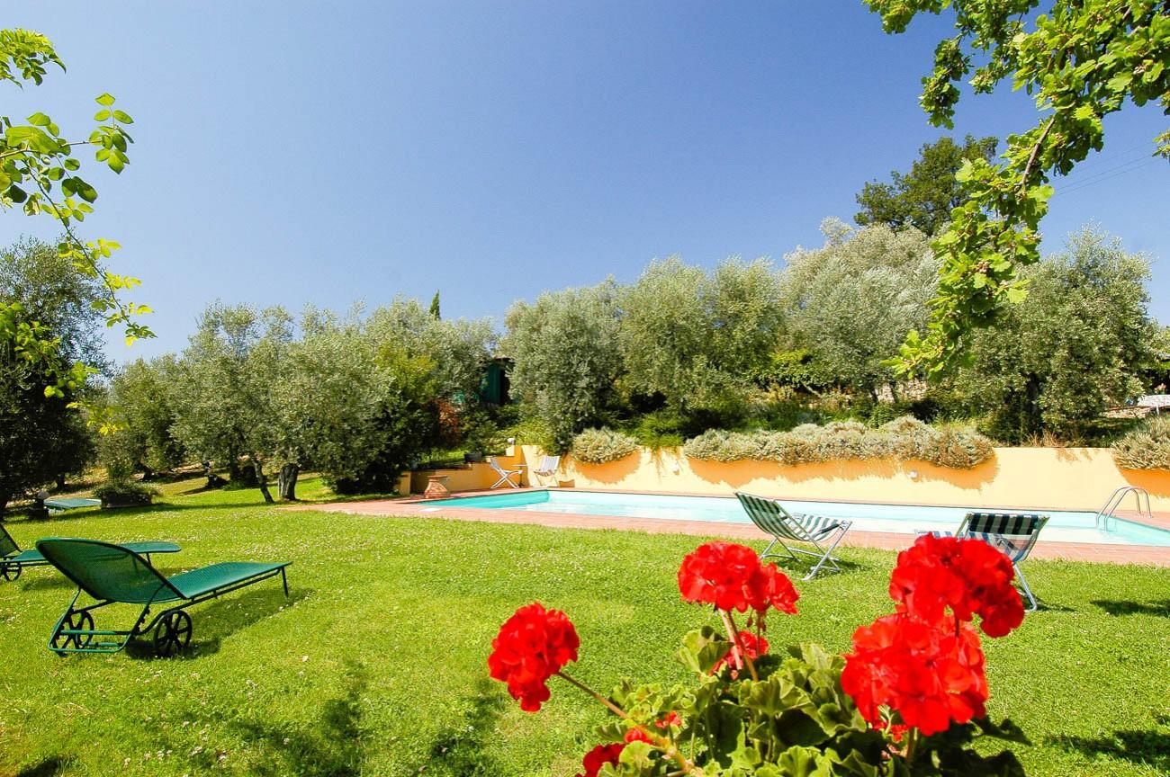 italian villas for rent tuscany