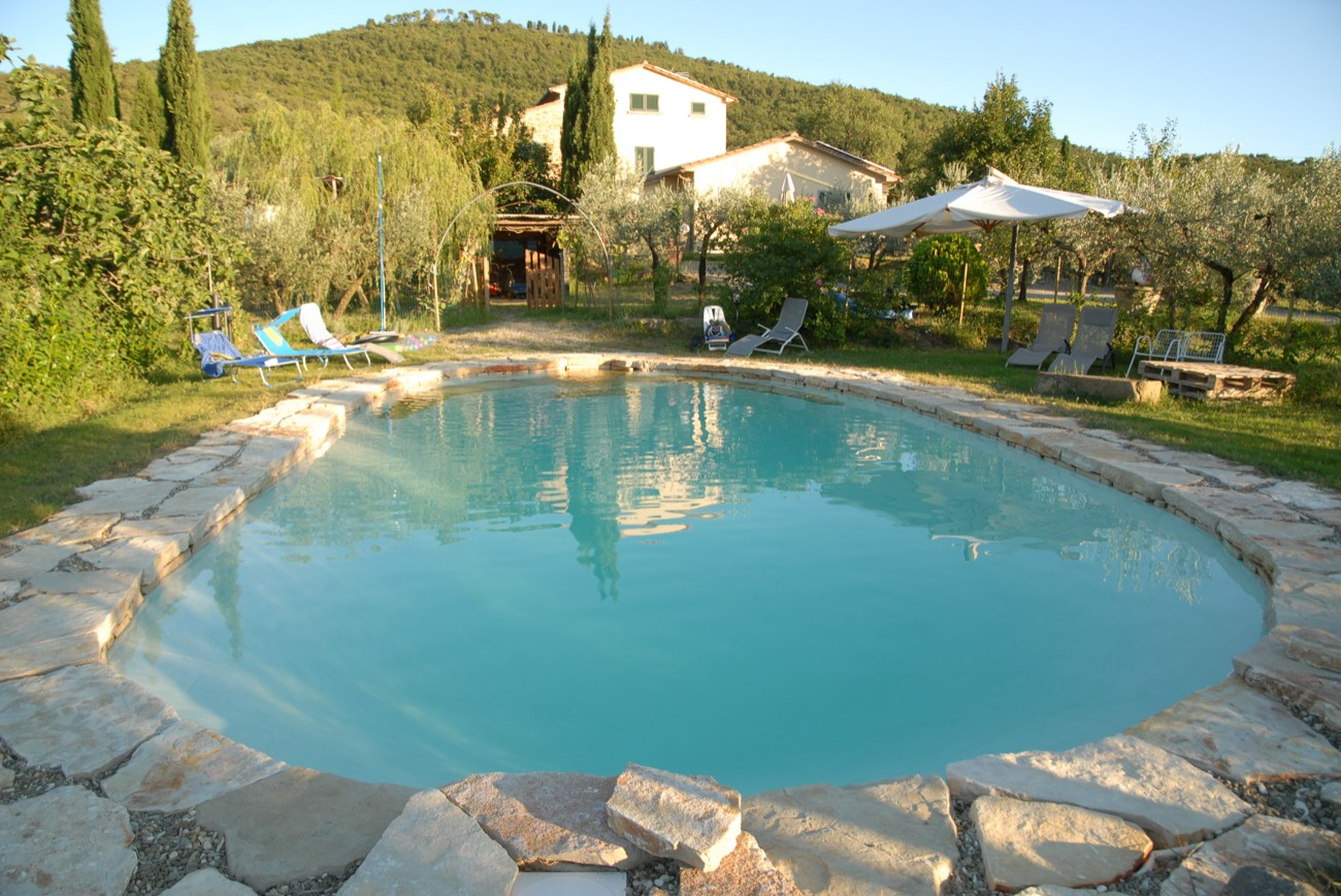 villas in italy with private pool Eliot