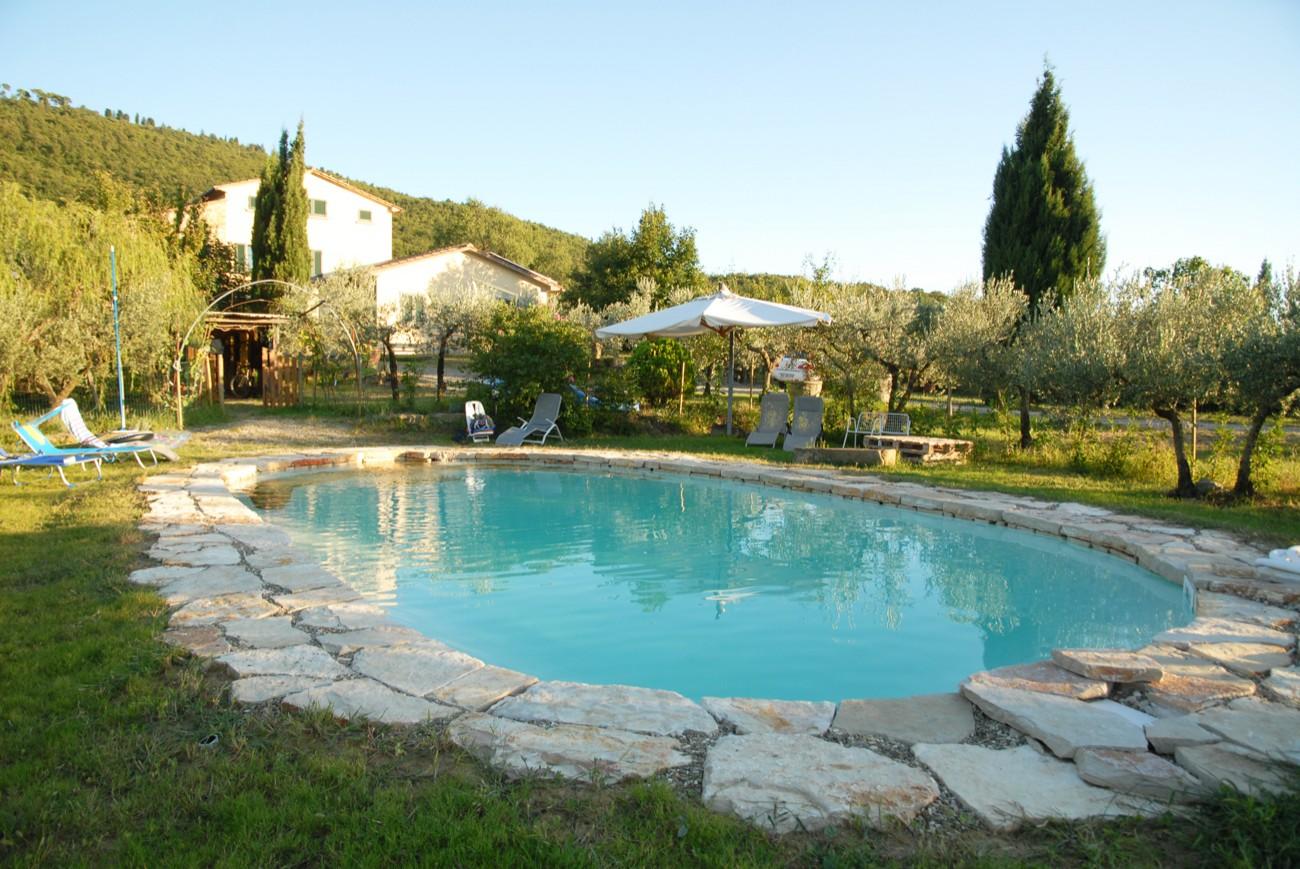 villas near florence tuscany