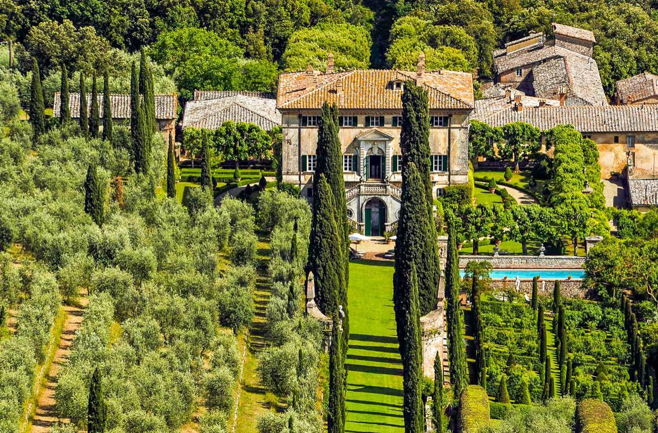 luxury villas italy Sandra