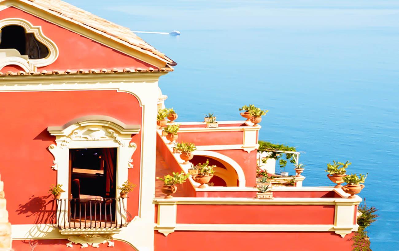 holiday houses in tuscany italy Positano