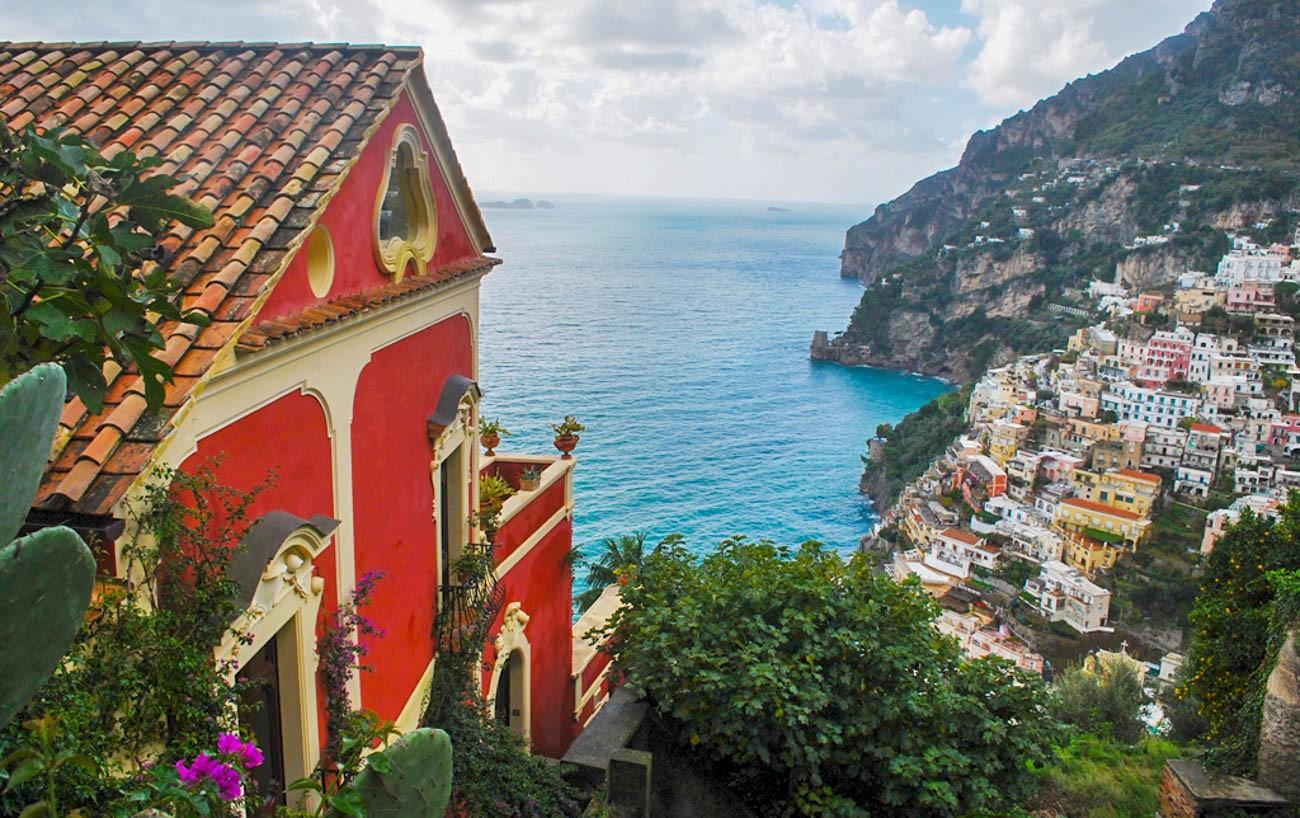 luxury villas italy Sandro