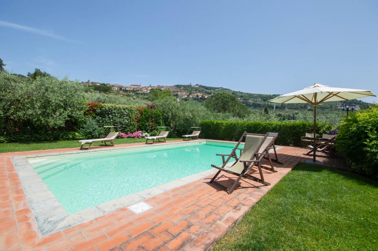 holiday rental tuscany italy Casorbica-salcotto