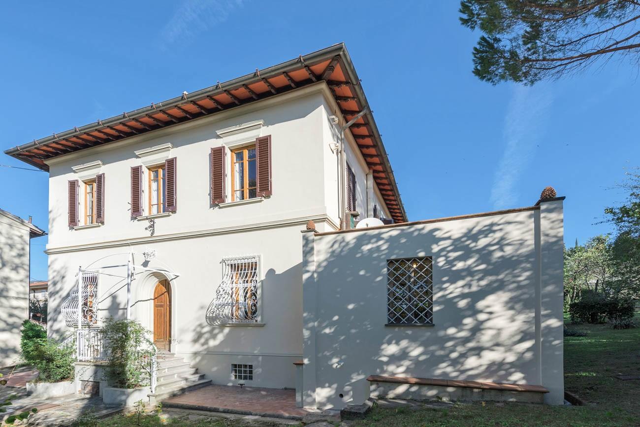 tuscany villas with private pools Vinicio